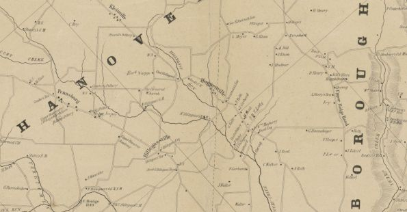 Hoppenville 1849